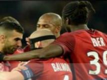 FC Nantes 0:3 Lille