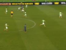 VfL Wolfsburg 1:4 Napoli