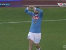 Napoli 2:1 Torino