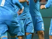 Hertha Berlin 1:4 Napoli
