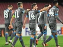 Legia odpada z Ligi Europy! Napoli 5-2 Legia