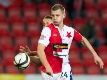 Slavia Praga 1:0 Maccabi Tel Awiw