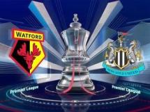 Watford 1:0 Newcastle United