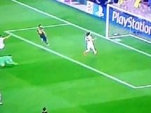 Bramka Neymara przeciwko PSG!