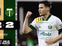 Gol Niezgody przeciwko Portland Timbers