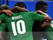 Honduras 2:3 Nigeria