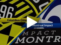 Columbus Crew 4:1 Montreal Impact