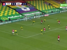 Norwich City 1:2 Manchester United