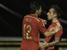 Hiszpania 3:1 Bośnia i Hercegowina
