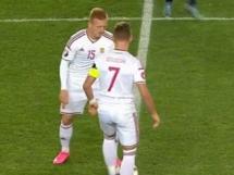 Norwegia 0:1 Węgry