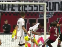 FC Nurnberg 0:1 Eintracht Frankfurt