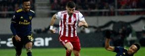 Olympiakos Pireus 0:1 Arsenal Londyn