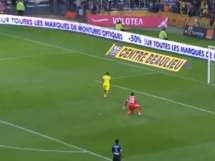 FC Nantes - Olympique Marsylia 1:0