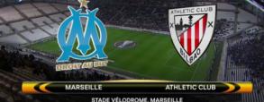 Olympique Marsylia 0:1 Athletic Bilbao
