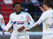 Lorient 1:1 Olympique Marsylia