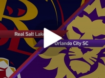 Real Salt Lake 0:1 Orlando City