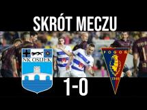 Osijek 1:0 Pogoń Szczecin