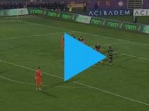 Osmanlispor 0:3 Basaksehir