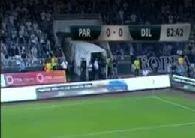 Partizan Belgrad 1:0 Dila Gori