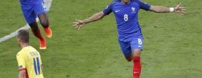 Francja wygrywa z Rumunią! Genialny mecz Payeta!
