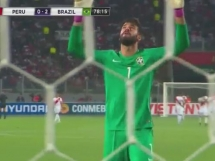 Peru 0:2 Brazylia
