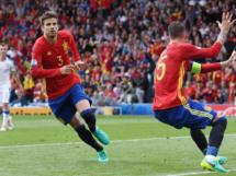 Hiszpania 1:0 Czechy