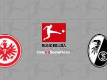 Eintracht Frankfurt 1:1 Freiburg