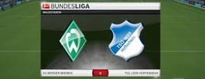 Werder Brema 1:1 Hoffenheim
