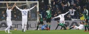 Sassuolo 0:3 Atalanta