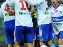 Jagiellonia Białystok 0:3 Podbeskidzie Bielsko-Biała
