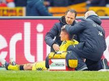 Hertha Berlin - Borussia Dortmund 1:0