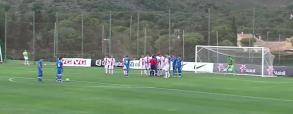 Polska U19 0:1 Słowacja U19