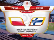 Polska U21 1:0 Finlandia U21