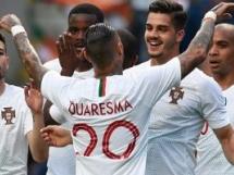 Portugalia 2:2 Tunezja