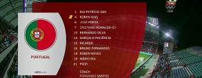 Portugalia 6:0 Litwa