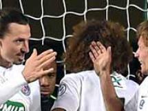 Montpellier 0:3 PSG