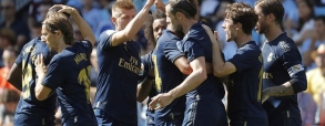 Celta Vigo 1:3 Real Madryt