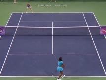 Agnieszka Radwańska 0:2 Serena Williams