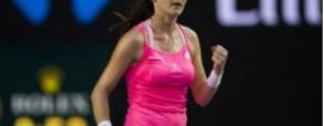 Radwańska wygrała z Robertą Vinci! Polka w półfinale WTA Doha!