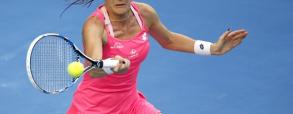 Radwańska wygrała w drugiej rundzie WTA Wuhan