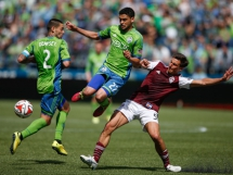 Colorado Rapids 1:3 Seattle Sounders