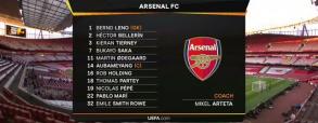 Arsenal Londyn 0:0 Villarreal CF