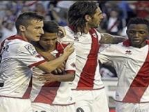 Rayo Vallecano 2:2 Sevilla FC