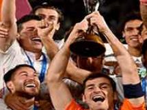 Real Madryt - San Lorenzo 2:0