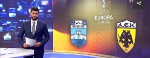 HNK Rijeka 1:2 AEK Ateny