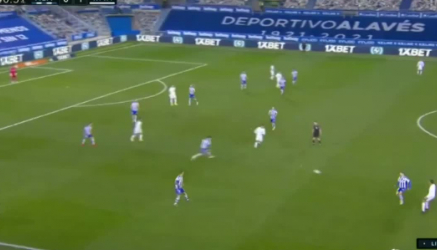 Deportivo Alaves 1:4 Real Madryt [Wideo]