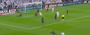 Real Madryt 2:0 FC Barcelona