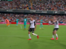 Valencia CF 1:2 Real Madryt