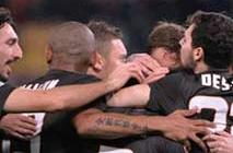 AS Roma - Empoli 1:1 (2:1 dogr.)