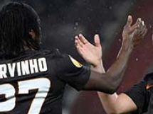 Feyenoord 1:2 AS Roma